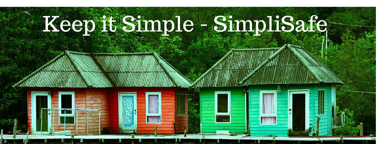 Keep It Simple - SimpliSafe