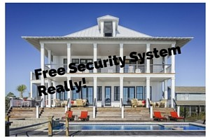 Free Security SystemReally!