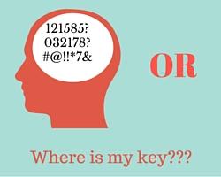 Brain or key